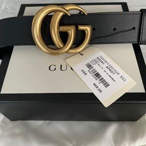Authentic Gucci Marmont Belt 80